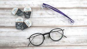 老眼鏡だってバレたくない!40歳で作ったおしゃれ「お手元用メガネ」【体験談】